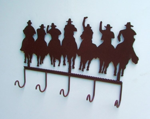 Cowboys Hook Rack (#51580)