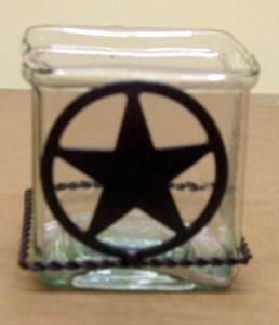 Cubeta Glass w_Star (#50698)