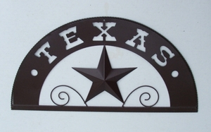 Door Topper Texas Semi C (#51111)