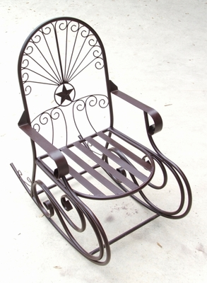Rocking Chair Curvey Lurvey (#50880)