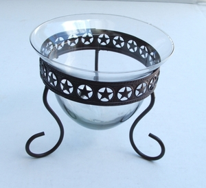 Rustic Bowl Small Star Band (#51181)