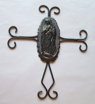 Small Guadalupe Cross (#50756)