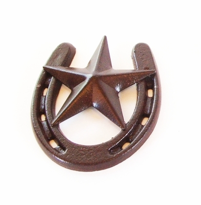 Small Horseshoe and Star (#50869)