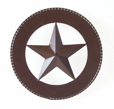 "Star 8"" Wide Ring 12"" OD (#50871)"