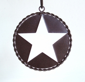 "Star Cutout 6"" Twistwire (#50762)"