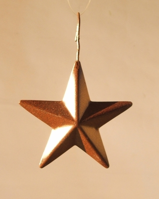 Star Ornament Small (#51154)