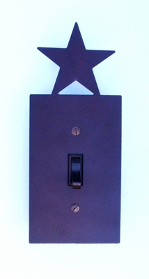 Star Switchplate (#93017)
