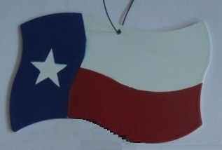 Texas Flag Ornament (#93056)