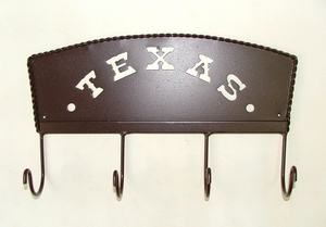 Texas Four Hook Rack (#50943)