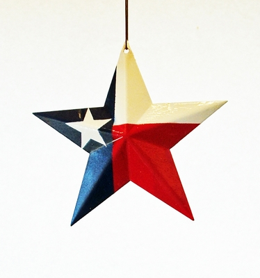 Texas Star Ornament (#93052)