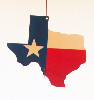Texas State Ornament (#93054)