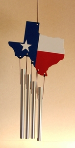 Texas State Windchime (#93048)