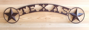 Texas Wall Piece (#50842)