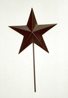 Tree Topper 8 in Star (#51156)