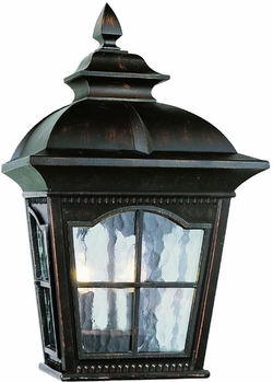 "16"" Outdoor Wall Light By Trans Globe - 5429-1"