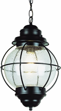 "19"" Outdoor Hanging Lamp By Trans Globe - Nautical 69906"