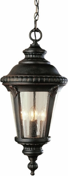 "22"" Outdoor Hanging Lantern By Trans Globe - 50491"