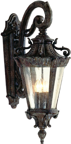28 5 Quot Exterior Wall Sconce By Trans Globe Patina 4841pa