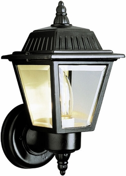 """7.5"""" Outdoor Lighting Sconce By Trans Globe - Traditional 4006"""