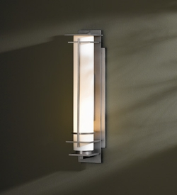 "After Hours 20"" Outdoor Wall Sconce By Hubbardton Forge - Contemporary"