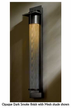 "Airis 33"" Exterior Wall Sconce By Hubbardton Forge - Contemporary"