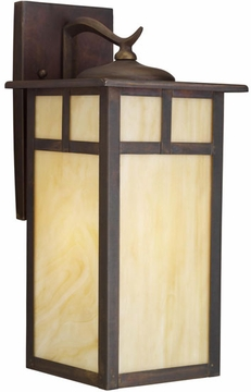 "Alameda 15"" Exterior Wall Light By Kichler - 9148CV"