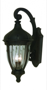 "Anapolis 34"" Outdoor Lighting Sconce By Artcraft - Bronze AC8590OB"