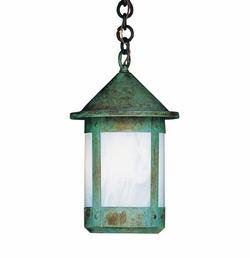 "Arroyo Craftsman Berkeley 12.375"" Outdoor Pendant Lighting Fixture"