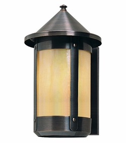 "Arroyo Craftsman Berkeley 13.5"" Outdoor Wall Sconce"