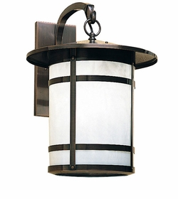 "Arroyo Craftsman Berkeley 14.625"" Exterior Wall Sconce"