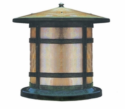 "Arroyo Craftsman Berkeley 16"" Outdoor Pier Mount"