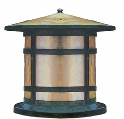 "Arroyo Craftsman Berkeley 19"" Exterior Deck Light"