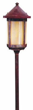 "Arroyo Craftsman Berkeley 33.25"" Outdoor Path Lighting Fixture"