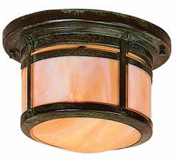 "Arroyo Craftsman Berkeley 6.37"" Outdoor Ceiling Light"