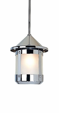 "Arroyo Craftsman Berkeley 6.5"" Hanging Outdoor Light"