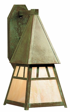 "Arroyo Craftsman Dartmouth 22.625"" Outdoor Wall Light - Craftsman"