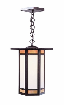 "Arroyo Craftsman Etoile 14.625"" Outdoor Hanging Light - Craftsman"