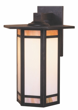 "Arroyo Craftsman Etoile 17.875"" Outdoor Wall Lantern - Craftsman"
