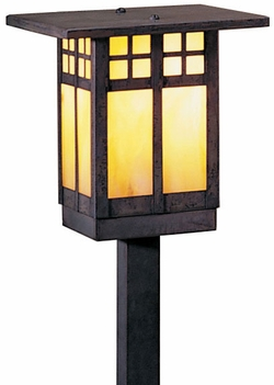 "Arroyo Craftsman Glasgow 17.375"" Pathway Light - Craftsman"