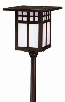 "Arroyo Craftsman Glasgow 17.5"" Outdoor Pathway Lighting Fixture"