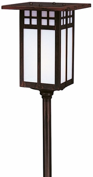 "Arroyo Craftsman Glasgow 19"" Outdoor Landscape Lighting"