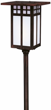 "Arroyo Craftsman Glasgow 31"" Exterior Landscape Light - Craftsman"