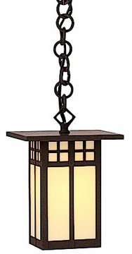 "Arroyo Craftsman Glasgow 44.625"" Outdoor Pendant Lighting Fixture - Craftsman"