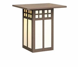 "Arroyo Craftsman Glasgow 9"" Exterior Wall Sconce"