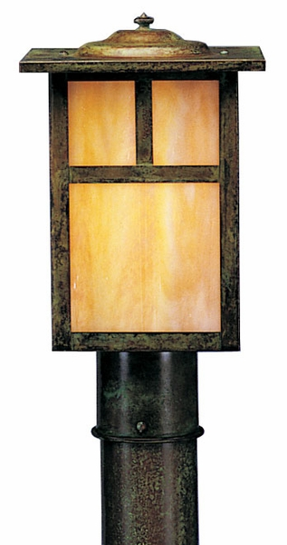 Arroyo Craftsman Mission 10 Quot Outdoor Lighting Post Lamp