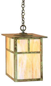 "Arroyo Craftsman Mission 22.375"" Hanging Outdoor Light - Craftsman"