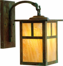"Arroyo Craftsman Mission  24.875"" Outdoor Wall Lantern - Craftsman"