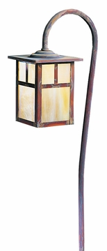 "Arroyo Craftsman Mission 36"" Outdoor Landscape Lighting"