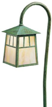 "Arroyo Craftsman Raymond 27"" Exterior Lighting Pathway Light - Craftsman"