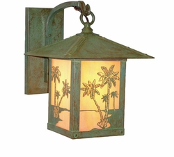 "Arroyo Craftsman Timber Ridge 13"" Outdoor Wall Lighting Fixture"